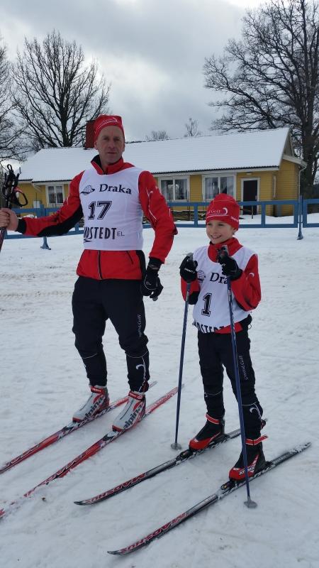 Första Skidskyttetävlingen(Nässjö) 2