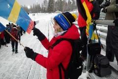 Skidskytte VM 2019 på plats  i Östersund